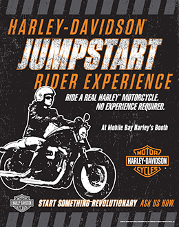 Mobile Bay Harley Davidson Jump Start Rider Experience